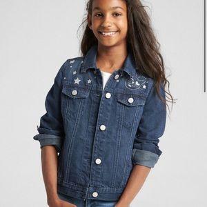 ⭐️Icon Star Denim Jacket ⭐️